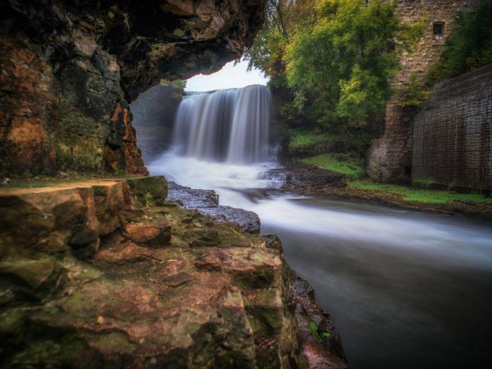 Vermillion Falls, Hastings, Minnesota