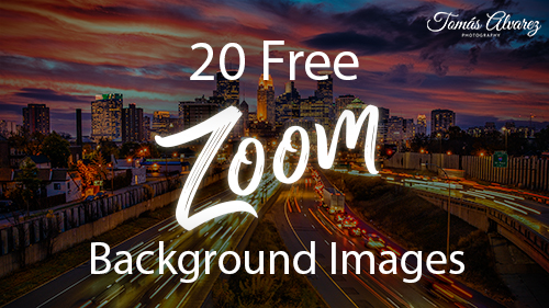 20 Free Zoom Background Images