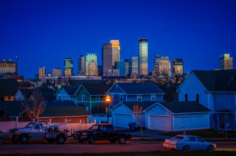 All Eyes on Minneapolis